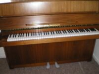 Upright Piano Free Delivery