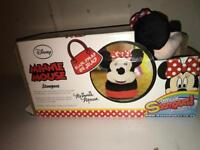 Minnie Mouse stompeez size large 3-5