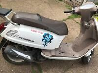 Sym fiddled 125 cc spairs or repairs