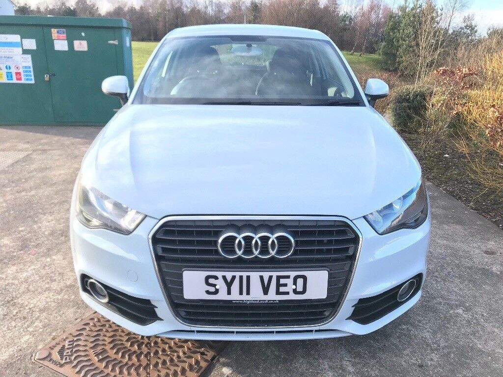 Audi A1 1.4 TFSI Sport 3dr - beautiful baby blue - immaculate ...