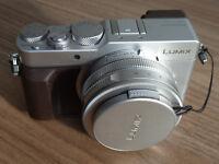 "Panasonic 100LX Digital Camera 12.8-megapixel Micro 4/3""MOS sensor"