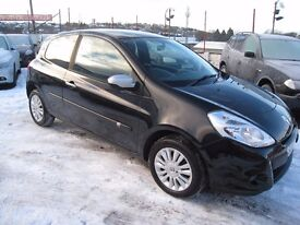Renault Clio 1.2 16V I-Music. Only 49000 miles. 12 Months MOT. Low Insurance