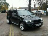 For sale BMW X5 M SPORT E70 57 PLATE DIESEL FULLY LOADED PX AVAILABLE