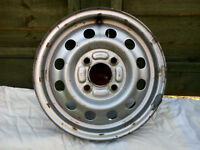 "Ford Fiesta Mk2 - Genuine Ford 13"" Steel Wheel"