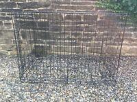 Large-size dog crate