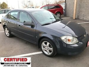 2009 Chevrolet Cobalt LT 1SA ** 5 SPEED, AUX. IN **