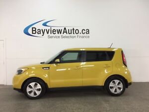 2015 Kia Soul LX - ALLOYS! 6 SPD! HTD SEATS! BLUETOOTH! CRUISE!