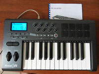MIDI Keyboard - M-AUDIO Axiom 25