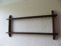 Wooden Collector Plate Racks