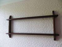 Wooden Collector Plate Racks