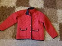 Girls Harry Hall jacket age 11-12
