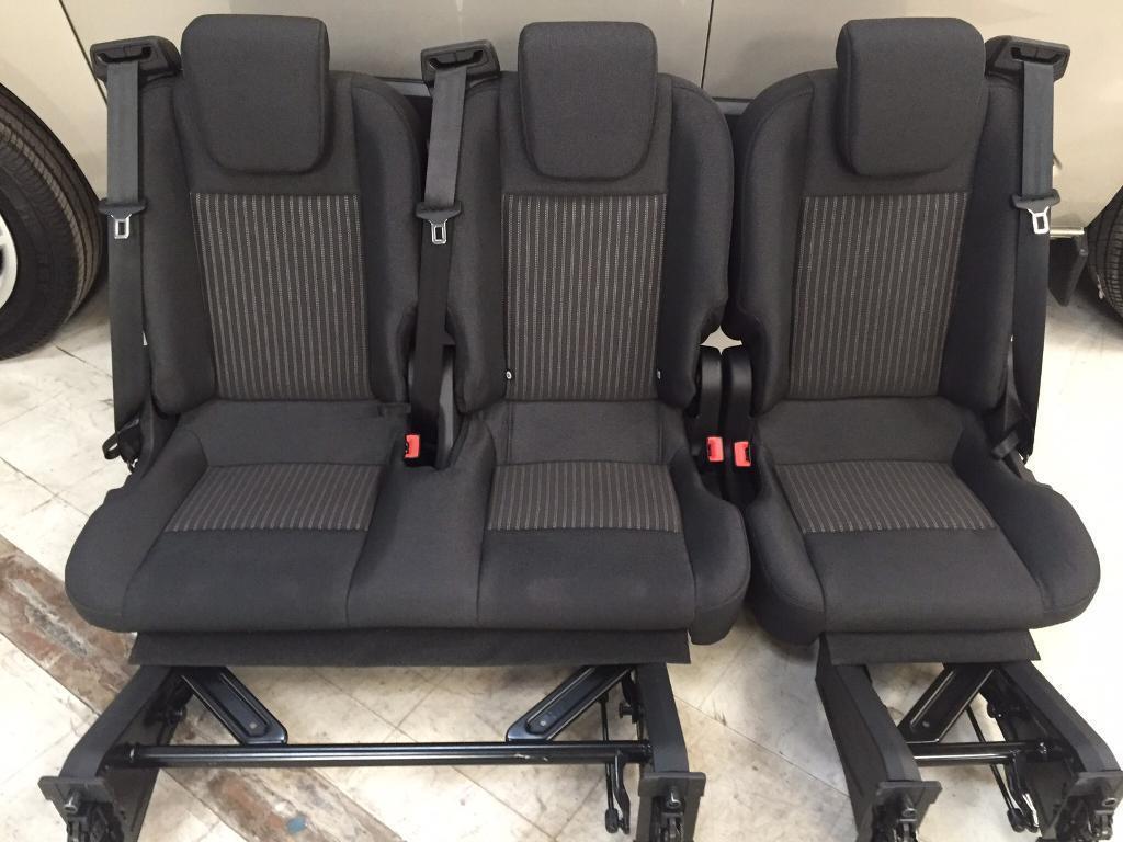 FORD TRANSIT CUSTOM REAR VAN SEAT CONVERSION VW T5