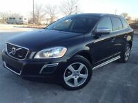 2011 Volvo XC60 T6 R-Design / LEATHER/ AWD