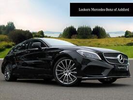Mercedes-Benz CLS CLS220 D AMG LINE PREMIUM PLUS (black) 2016-05-27