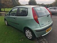 2003 (03 reg) Fiat Punto 1.2 Dynamic 3dr Hatchback LOW MILEAGE FULL SERV HISTORY IMMACULATE!