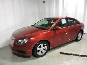 2013 CHEVROLET CRUZE LT TURBO Cuir,auto,air,1.4T,bluetooth