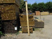 Fence Post 100mmx75mmx2.4m long