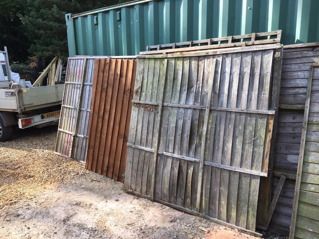 Used fence panels in norwich norfolk gumtree used fence panels image 1 of 3 baanklon Choice Image
