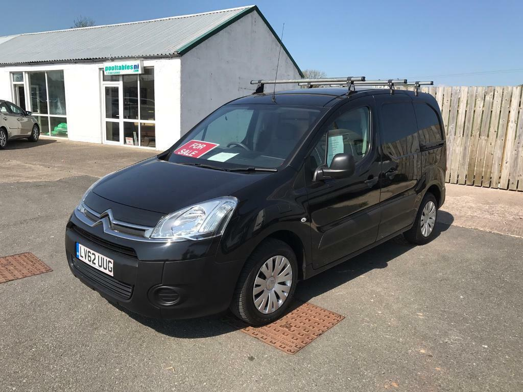 84609080e9 Citreon Berlingo 1.6HDI L1 Enterprise NO VAT