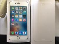iPhone 6 Unlocked 64GB silver