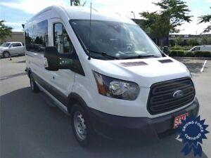 2016 Ford Transit Wagon XL 15 Passenger - 3.7L V6 Gasoline