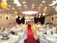 Crik Hall Venue for Hire - Weddings/ Mehndi Party/ Birthday Party & all other occasions - CAR PARK