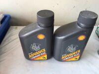 Shell advance brake plus motorbike brake fluid