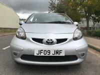 Toyota Aygo 2009 1.0 Manual 5 Door Hatchback