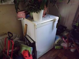 Pending Collection -Beko Freezer Good Working Order - Free to collector