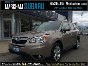 2014 Subaru Forester i Limited