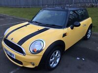 MINI COOPER 1.6 ** NEW SHAPE ** 07 PLATE ** 50,000 MILES ** FULL HISTORY **