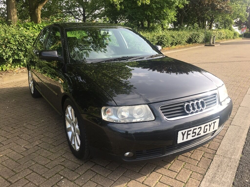 2002 52 audi a3 sport 1 8 turbo petrol manual 150 bhp in bradford west yorkshire gumtree. Black Bedroom Furniture Sets. Home Design Ideas
