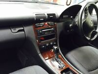 Mercedes Benz 2002 Automatic only £1200
