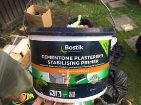 Cementone plasterers stabilising primer