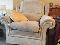 2-seater Sofa and Armchair for sale.