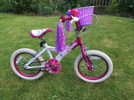 Girls' Bicycle - Suit ages 5-8