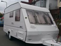 ABI MARAUDER 400 ET with FULL new AWNING - 5 BERTH