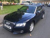 Audi A5 Convertible 2.0 TDI 2010 (2d) 170PSI