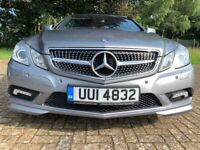 Mercedes-Benz, E CLASS, Convertible, 2011, Semi-Auto, 2987 (cc), 2 doors
