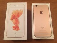 Apple Iphone 6s 16GB Rose Gold Vodafone