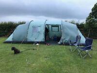 Vango 8 berth family tent