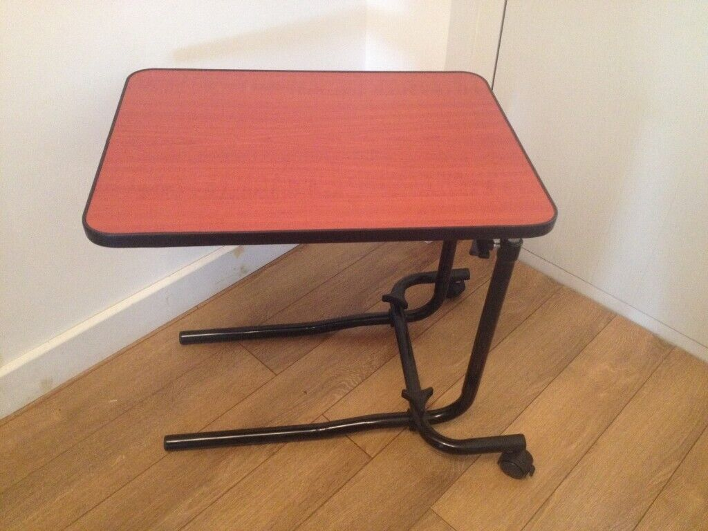 Adjustable Height Side Table On Wheels Mobility Aid In Southampton Hampshire Gumtree