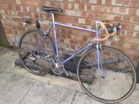 Peugeot Optimum 14 racing bicycle (Reynolds 531) 58cm CTT