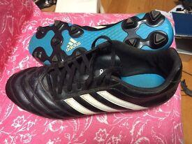 Adidas Football Shoes size 10.5 UK mens