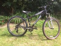 Specialized Hard Rock 15-inch Mountain Bike with Armadillo (almost punture-proof) tyres