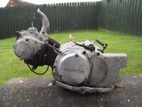 Honda Cub C90 Engine
