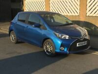 Toyota Yaris 1.3 automatic petrol 3k miles auto nearly new
