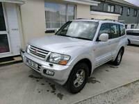 Mitsubishi Shogun 3.2 did lwb
