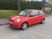 2008 Ford Fiesta 1.4 TDCI £30 Tax A Year Cheap Insurance Full Service History + Not VW Golf Audi A3