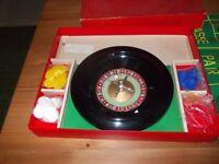 Merit roulette wheel very good condition